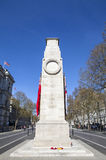 The Cenotaph War Memorial in London Stock Images