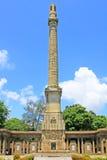 Cenotaph Wojenny pomnik, Kolombo, Sri Lanka Obrazy Royalty Free