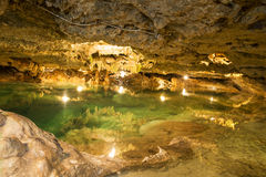Cenote Stock Photography