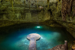 Cenote Royalty Free Stock Images
