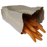 Cenouras Fotografia de Stock