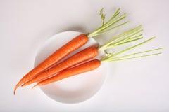 Cenouras Imagens de Stock