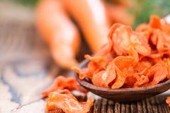 Cenouras secadas Fotos de Stock