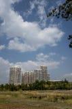Cenário de Wen Ying Lake Imagem de Stock
