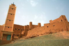 Cenário marroquino Fotografia de Stock