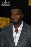 50 Cent  at the 2009 American Music Awards Arrivals, Nokia Theater, Los Angeles, CA. 11-22-09 Stock Photos