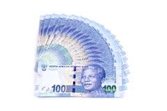 Cent billets de banque Images libres de droits