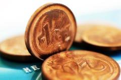 cent en Royaltyfri Fotografi