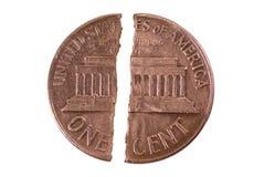 cent jeden obrazy royalty free