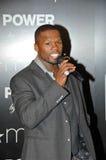 50 Cent  Stock Photo