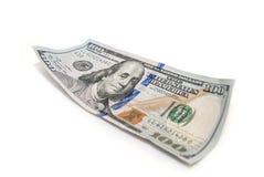 Cent plans rapprochés du dollar photos stock