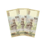 Cent roubles, Photos stock