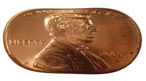 cent szczypający Obraz Stock