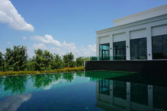 Centara旅馆和会议中心Khonkaen,泰国 免版税库存图片