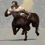 Centaur #01 Royalty Free Stock Images