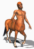 Centaur Royalty Free Stock Photo