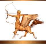 Centaur Royalty-vrije Stock Afbeeldingen