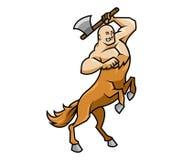 Centaur royalty illustrazione gratis