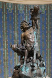 Centaur Fountain Statue. In Szechenyi Spa Baths Budapest Royalty Free Stock Images
