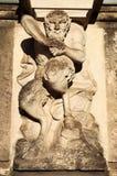 centaur statua Obrazy Royalty Free