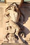 Centaur statua Zdjęcia Royalty Free