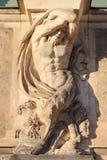 Centaur statue stock photos