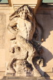 Centaur statue Royalty Free Stock Photos