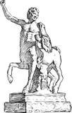 Centaur Royalty Free Stock Photo
