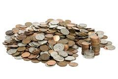 Centavos de E.U. Imagem de Stock Royalty Free