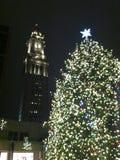 Centelleo Boston foto de archivo
