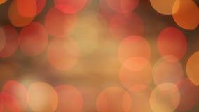 Centelleos al azar de las luces de la Navidad libre illustration