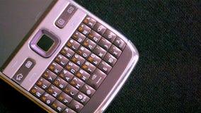 Centelleos de Smartphone almacen de metraje de vídeo