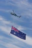 Centenario australiano della marina Immagine Stock