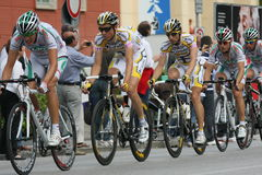 centenary som 2009 cirkulerar D-giro italia Fotografering för Bildbyråer