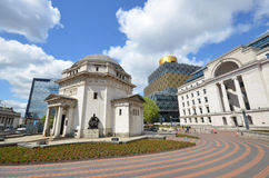 Centenary Square Stock Photos
