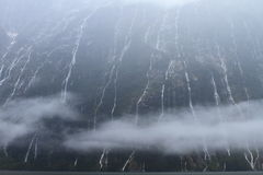 Milford Sound Foto de Stock Royalty Free