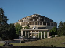 Centennial hall in wroclaw Royalty Free Stock Image