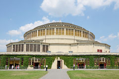Centennial Hall - Wroclaw Royalty Free Stock Photo