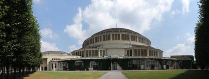 Centennial Halln Wrocławski Zdjęcia Stock