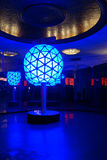 Centennial New Years Eve Ball. The 2007 New Years Eve Ball in Times Square, displayed at the Times Square Visitor Center and Museum. It commemorates the stock images
