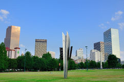 Centennial olympic park Royalty Free Stock Image