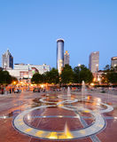 Centennial Olympic Park Stock Photography