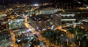 Centennial Olympic Park Area of Atlanta, Georgia Royalty Free Stock Images