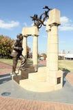 Centennial Olympic Park - Atlanta royalty free stock photo
