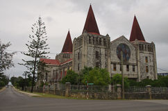 Centential Church of the Free Church of Tonga. The Centential Church of the Free Church of Tonga established in 1885 by King George Tupou and also called the The stock images