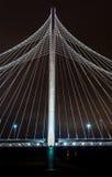 Center_of_the_Bridge royalty-vrije stock afbeeldingen