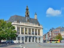 Center of Charleroi Royalty Free Stock Image