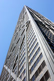 center chicago hancock john Arkivfoto