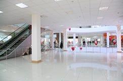 center commercial Royaltyfri Bild