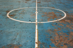 Center court Royalty Free Stock Photography